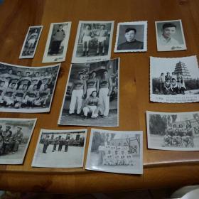 老照片12张(接图发货)