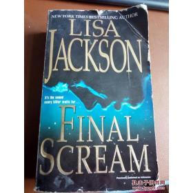 现货{正版二手!}Final Scream  Jackson, Lisa