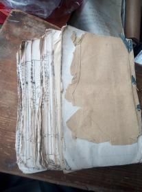 清代点石斋白纸石印本,,绘图第一才子书(6册)。