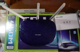 TP-LINK TL-WR886N 450M无线宽带路由器【本摊谢绝代购】