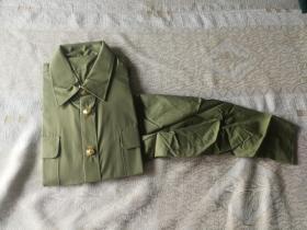 3号3型上衣