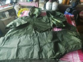 二号二型雨衣,雨裤一套