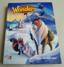 英文原版书Reading Wonders Literature Anthology Grade 5 (ELEMENTARY CORE READING) 1st Edition by McGraw-Hill (Author)