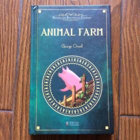 Animal Farm:动物庄园(英文原版)