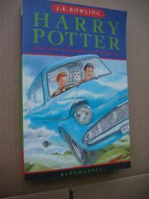 HARRY POTTER and the chamber of Secrets 英文原版 正品