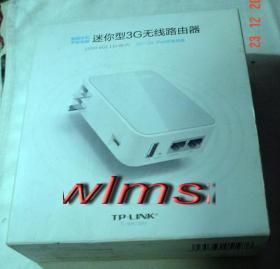TP-LINK TL-WR720N 150M迷你型3G无线路由器【本摊谢绝代购】