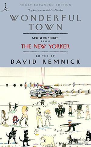 Wonderful Town  New York Stories from The New Yorker