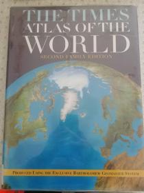 The Times Atlas of the World family edition 泰晤士世界地图集