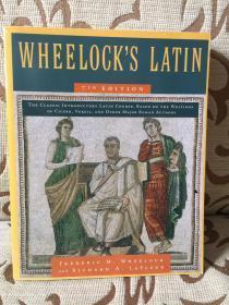 Wheelocks Latin, 7th Edition -- 《惠洛可拉丁语教程》第七版 平装本