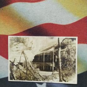 老黑白风景照片,如图,长8厘米宽5厘米,包老,包邮寄