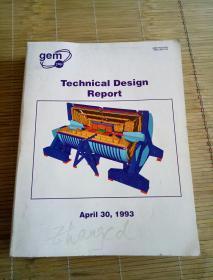 gem  Technical  Design  Report(原版)