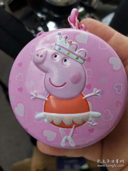 小猪佩奇零钱包