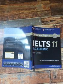 新东方 剑桥雅思官方真题集 IELTS 11 学术类【英文版】