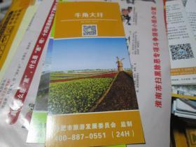 旅游手册:牛角大圩(合肥市旅游发展委员会)