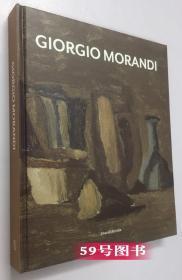 乔治莫兰迪画册 油画绘画画集 Giorgio Morandi a Retrospective