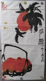 XSG齐白石绘画作品(印刷品)2