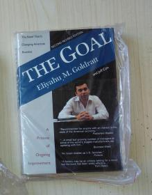 英文原版 The Goal by Eliyahu M. Goldratt 著