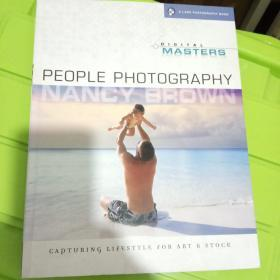 Digital Masters: People Photography: Capturing Lifestyle for Art & Stock[数码大师:人民摄影]