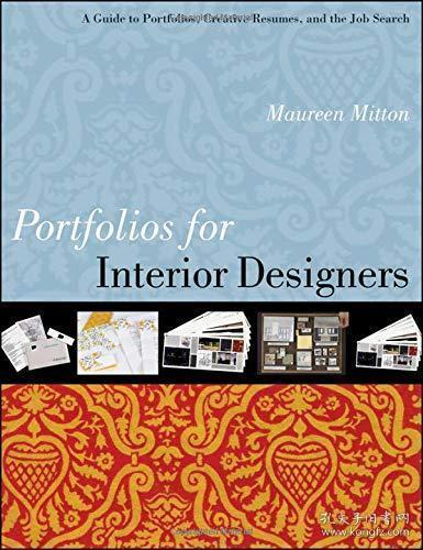 PortfoliosforInteriorDesigners室内设计师组合