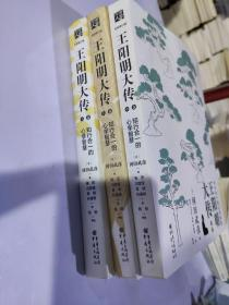 王阳明大传知行合一的心学智慧(上中下全新修订版)