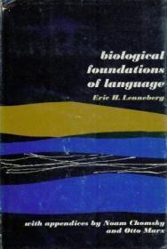 Biological Foundations Of Language