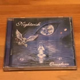 摇滚乐:Nightwish芬兰国宝级交响金属乐队CD专辑Oceanborn
