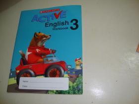 ACTIVE English Work book3