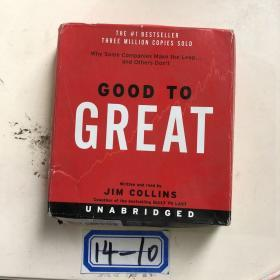 Good To Great:Why Some Companies Make The Leap...and Others Don't