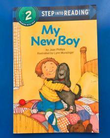 (47C)My New Boy (Step into Reading) 平装