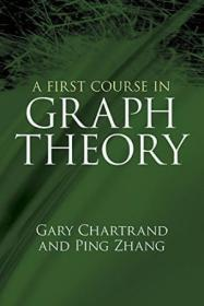 A First Course in Graph Theory(Dover Books on Mathematics)