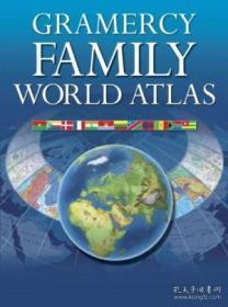 Gramercy Family World Atlas