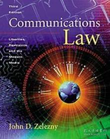 Communications Law: Liberties Restraints And The Modern Media (with Infotrac)