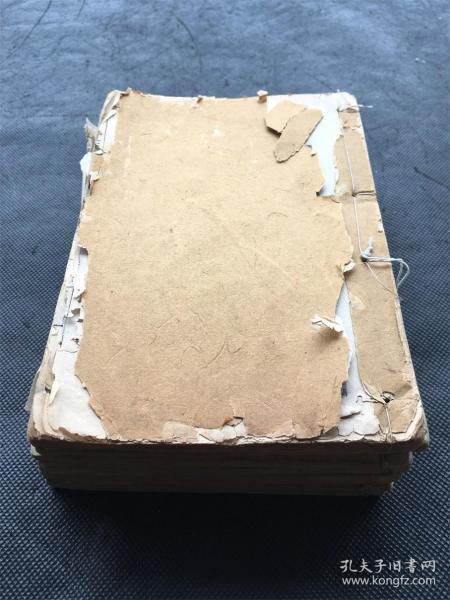 【同治刻本】《对山书屋墨余录》全书共计8册全,排版精整,印制精良,字迹美观清晰,有眉批,封页有损。
