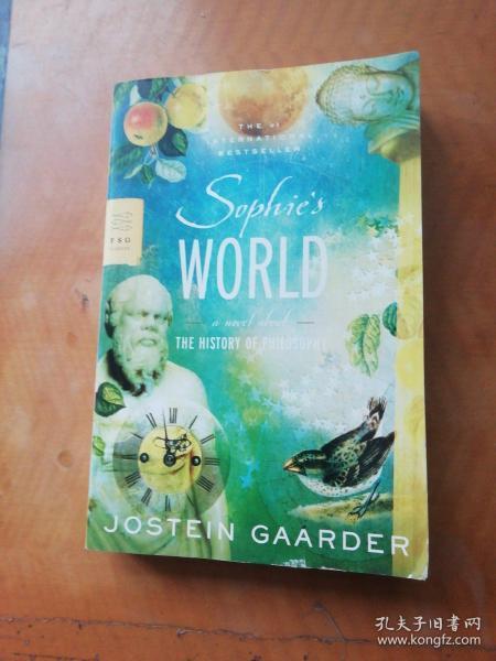 Sophie's World苏菲的世界 英文原版