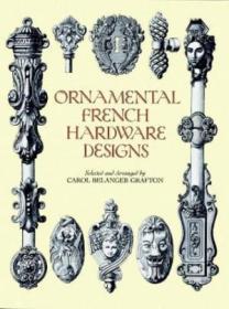 Ornamental French Hardware Designs