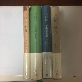 安妮普鲁文集(全4册),含:船讯、断背山、手风琴罪案、老谋深算