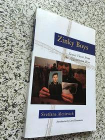 Zinky Boys:Soviet Voices from the Afghanistan War