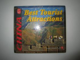 CHINA Best Tourist Attractions(精)/中华风物:中国旅游巡览 24开画册