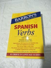 Spanish Verbs (Barrons Verb) 64开 平装 详情看图