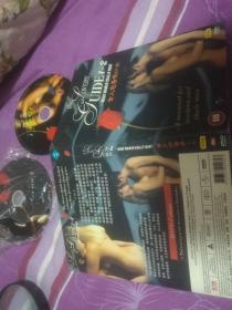 女人色香味1,2 DVD光盘2张
