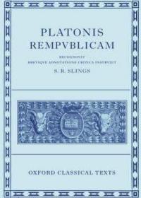 [古希腊语版][最前沿的权威专业研究版]《理想国》(牛津经典文本系列)柏拉图 著 [包括对原文的仔细校对,读解说明等,参见下方详细描述] Respublica/Republic(Oxford Classical Texts)
