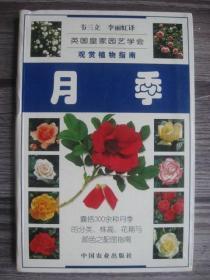 月季:观赏植物指南