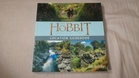 The Hobbit Location Guidebook 英版平装 自助游指南拍摄取景地 霍比特人 魔戒 指环王 幕后