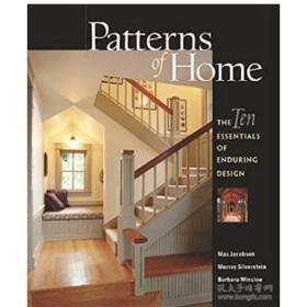 现货正版二手!Patterns of Home : The Ten Essentials of Endur