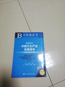 2010年中国文化产业发展报告(2010版)