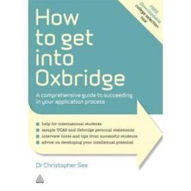How to Get Into Oxbridge: A Comprehensive ...