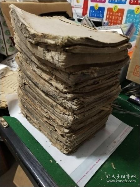 御纂医宗金鉴存31册清代木刻本品如图大部头书籍品如图