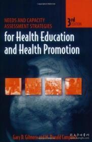 Needs And Capacity Assessment Strategies For Health Education And Health Promotion