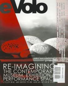Evolo04(Summer2012):Re-ImaginingtheContemporaryMuseum,ExhibitionandPerformanceSpace