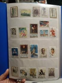 老邮票及一部份外国邮票,都是盖销票,总共161张左右,通走不单卖,1元一张, 品相如图,价格不高,售出不退。